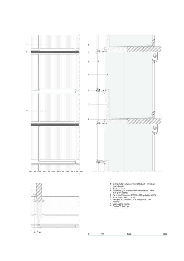 Julien Lanoo, LAN Architecture · Urban Renovation Lormont · Divisare