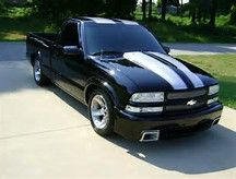 Chevy S10 Cowl Hood - Bing Images