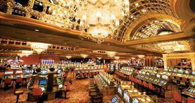 Trump Taj-Mahal Casino, Atlantic City | Casinos Interior Design. Best Casino. Contract Furniture. Hospitality Furniture. #bestcasino #interiordesign #contractfurniture #trump Find more inspiration at: www.brabbu.com/
