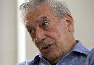 Vargas Llosa gana el Nobel de Literatura