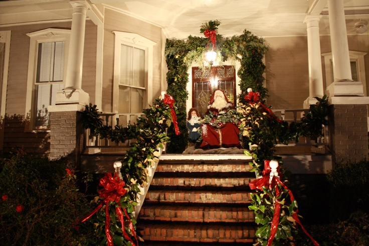 Victorian Front Porch Tour Opelika