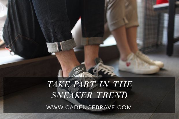 http://cadencebrave.com/take-part-in-the-sneaker-trend/