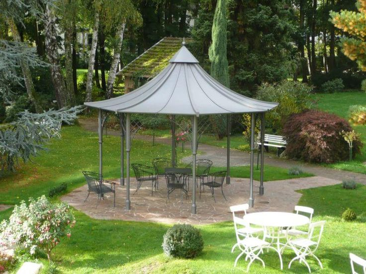 17 Best Ideas About Gartenpavillon Metall On Pinterest | Carport ... Holz Pavillon Wabenform