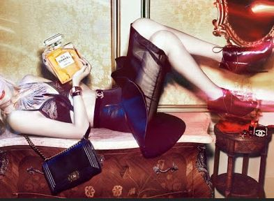 The mood of love : Vogue Magazine