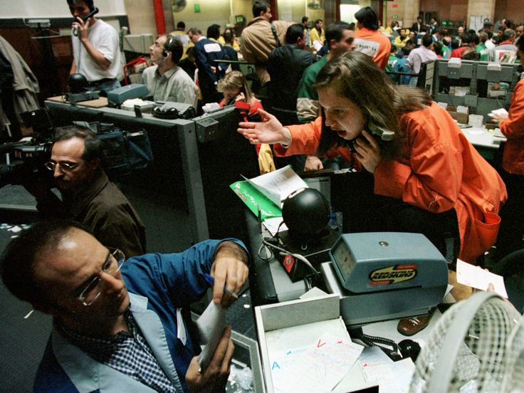 Wall Street is boldly ignoring stock market history