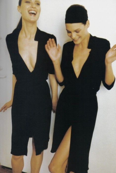 i would wear this dress every day its simple silhuette, tailored, sexy and black everything i want in clothing