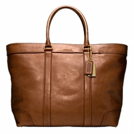 Coach - New Bleecker Legacy Leather Weekend Tote.: Leather Weekend, Style, Handbags, Totes Bags, Legacy Weekend, Coaches Bleecker, Bleecker Legacy, Weekend Totes, Legacy Leather