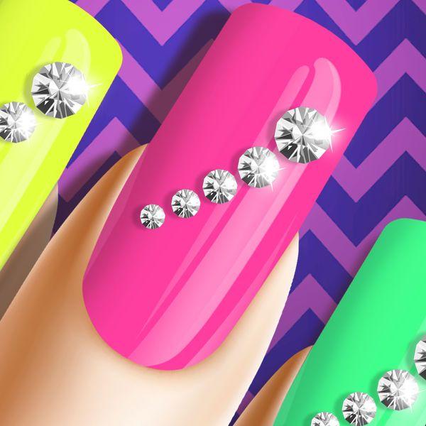 Virtual Manicure Salon Game: Best 25+ Nail Salon Games Ideas On Pinterest