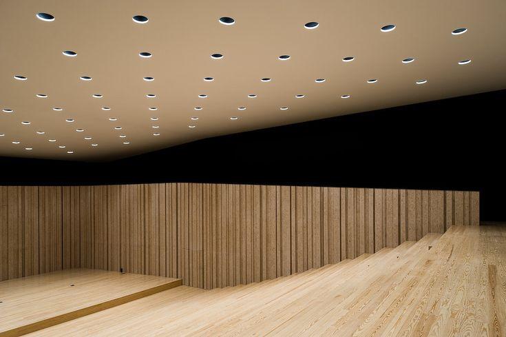 School Of Music In Lisbon,© FS+SG - Fotografia de Arquitectura