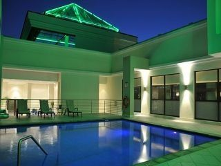 Place to hide away at the Holiday Inn Sandton