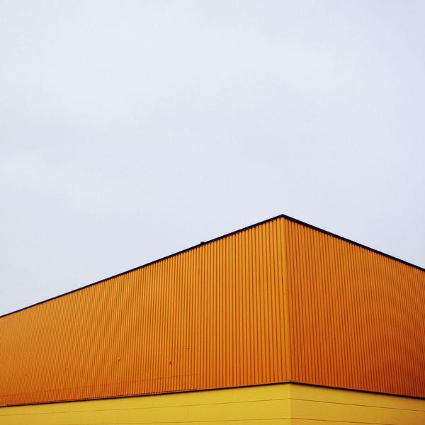 Matthias Heiderich #colorways #oranges #berlin