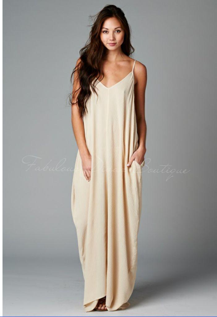 Free- Flowing Dresses