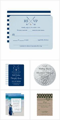 Golf Wedding Golf wedding golf wedding invitations golf wedding