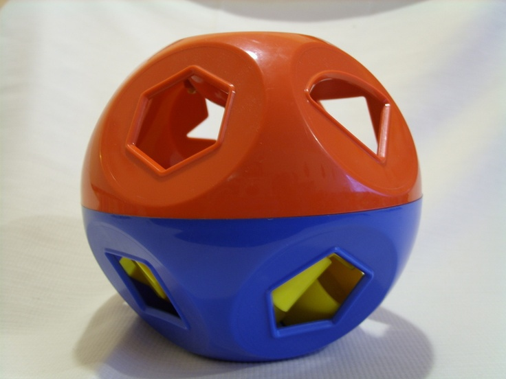 Tupperware made this in the 70s. That was a neat toy - my kids had one