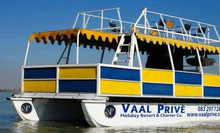 Vaal Privè Boat Cruise