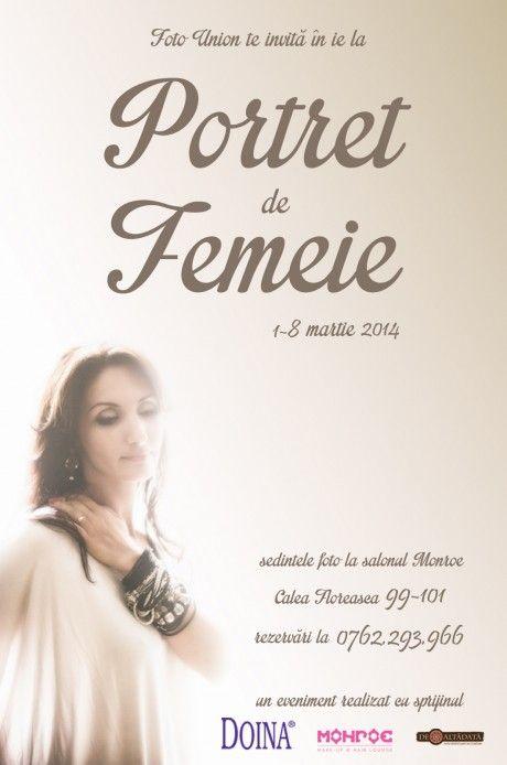 #portretdefemeie 2014