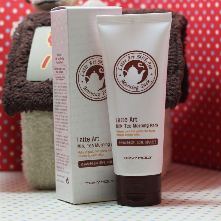 Tonymoly Зачарованный лес Утренний кофе взял маска маски железа макияж счетчик подлинной покупке молока - Taobao