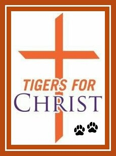 Standing for Christ, Clemson Tigers.