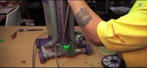 How to Repair a Dyson vacuum cleaner « Home Appliances