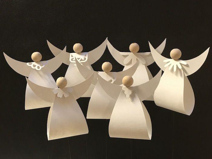 1001 Ideen Und Bilder Zum Thema Quilling Engel Basteln Weihnachten Basteln Engel Engel Basteln Weihnachtsengel Basteln