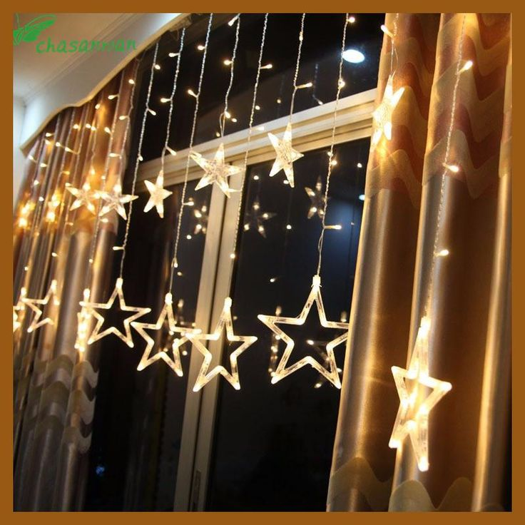 Christmas Lights Outdoor Led String Warm White Christmas Decorations for Home Adornos Navidad Natal Decoracion Kerst 12 lamp.W