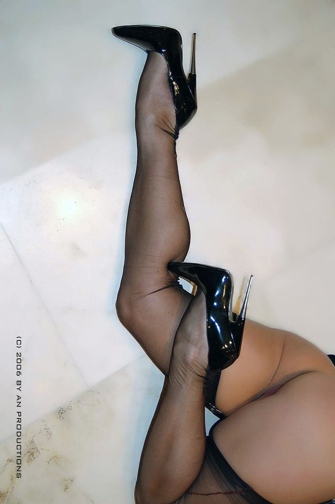 Consider, stockings extreme heels all? mine