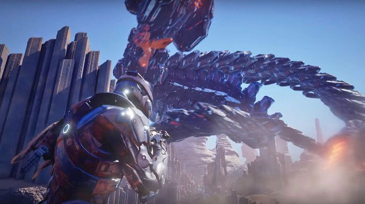 Kick off this N7 Day (an unofficial Mass Effect holiday for November 7th) with a close look at BioWare's long-awaited Mass Effect:Andromeda. The game's cinematic trailer shows off many of the things we'd expect: space exploration, shootouts and an om...
