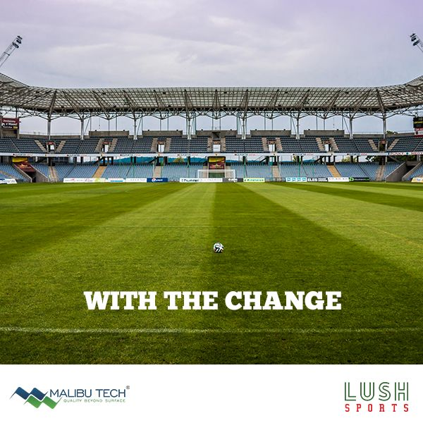 A world class game deserves a world class sports turf. Pay a good bye to the traditional turf and go with the change with Lush Sports artificial turf.     #MalibuTech #LushSports #Sports
