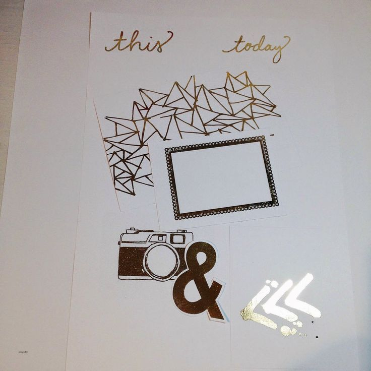 cannycrafter: How to Minc your own cards and embellishments