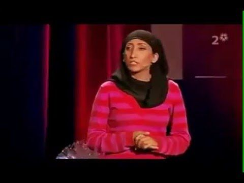Muslim Woman Stand Up Comedy