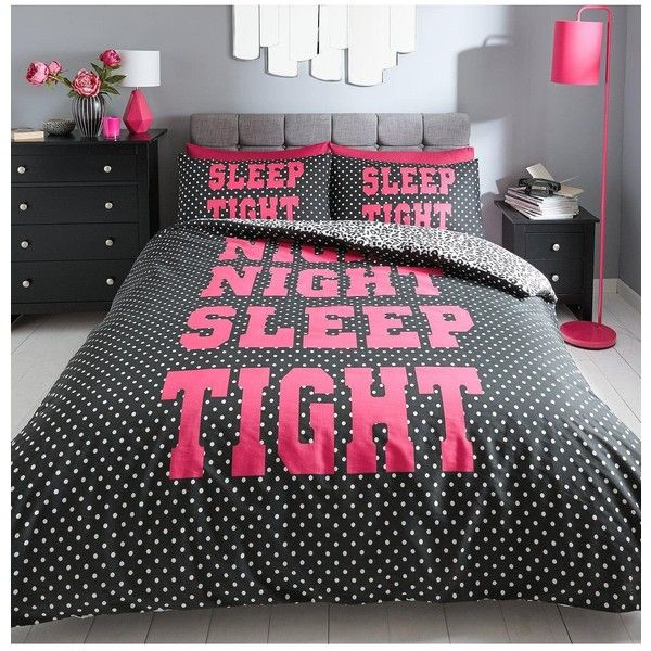 Sleep Duvet Cover Set 47 Liked On Polyvore Featuring Home Bed