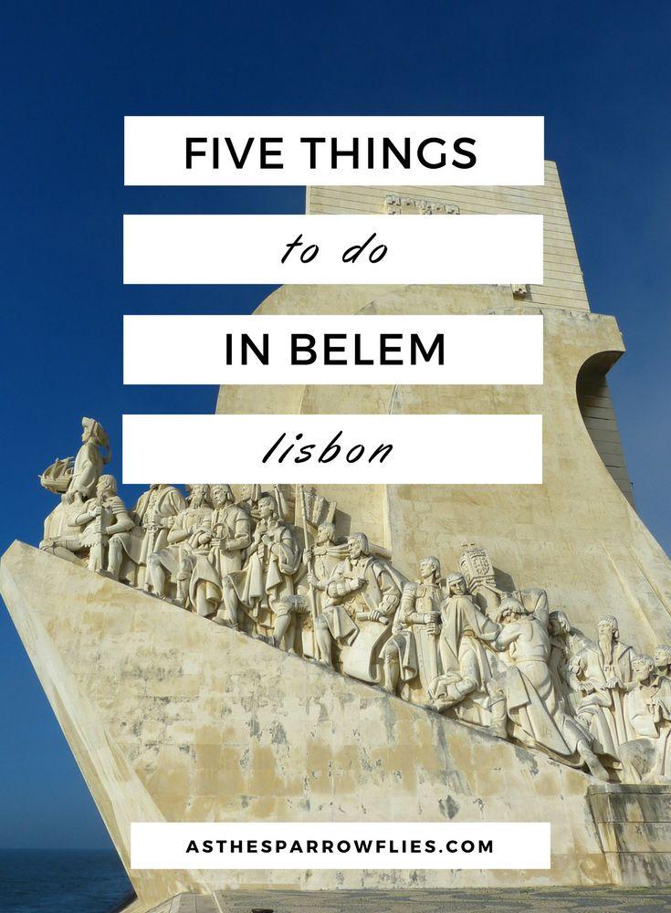 Things To Do in Belem | Lisbon City Breaks | Visit Belem | Portugal | Europe