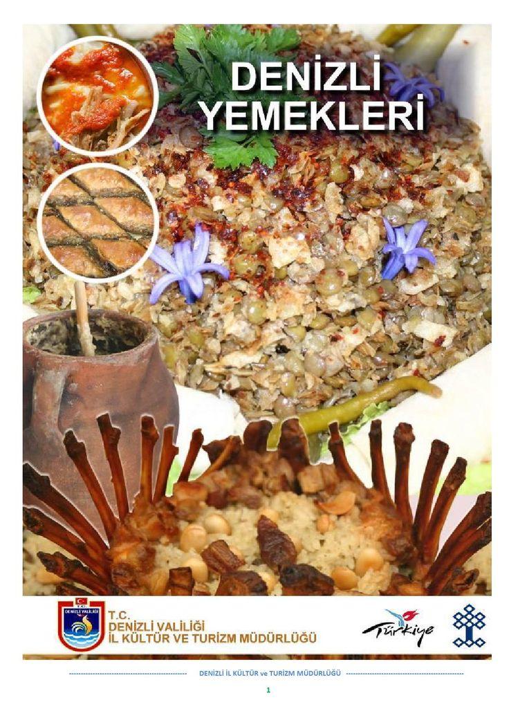 Denizli Yemekleri (tr) by Bookletia - issuu