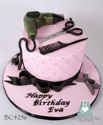 Hairdresser Cake Toronto Teen Cakes Pics Hair Salons Ideas Birthday Hairdressers Stylist