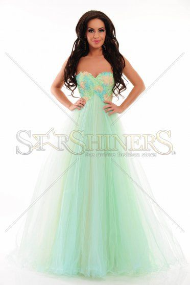 Sherri Hill 21314 Green Dress