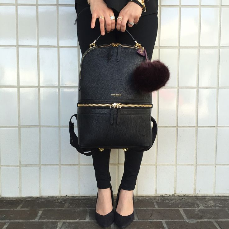 The Soho backpack from Henri Bendel