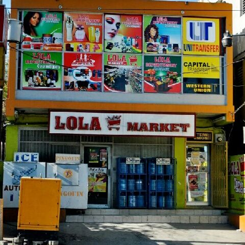 American Foods Exports to a Port or an Airport near you in the Caribbean. Lola Market * 394 Route de Delmas, entre Delmas 46 et 48 * Port-au-Prince, Haiti * Phone. (509) 22 28 1400