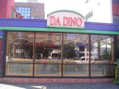Da Dino Pizza, Las Condes, Santiago, Chile