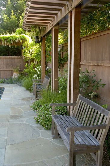 Traditional Landscape Flowers And Plant For Covered Shady Areas Design, Pictures, Remodel, Decor and Ideas - page 47