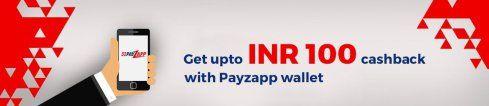 (Live) Bookmyshow- Get upto Rs 100 cashback on booking Movie tickets via PayZapp (Only Fri Sat & Sun)