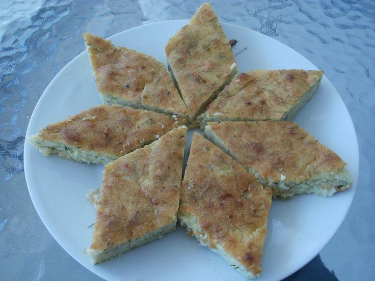 Κολοκυθόπιτα χωρίς φύλλο | Olga'scuisine.gr