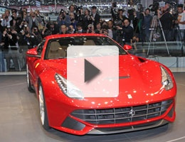 www.autoreduc.com : Vidéo F12 Berlinetta Salon de Genève