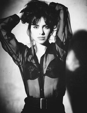 Posing in a sheer top is listed (or ranked) 2 on the list The Hottest Susanna Hoffs Pics