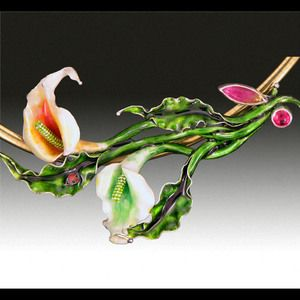 Tricia Young jewelry enamelEnamels Jewelry, Tricia Young, Jewelry Enamels, Young Jewelry