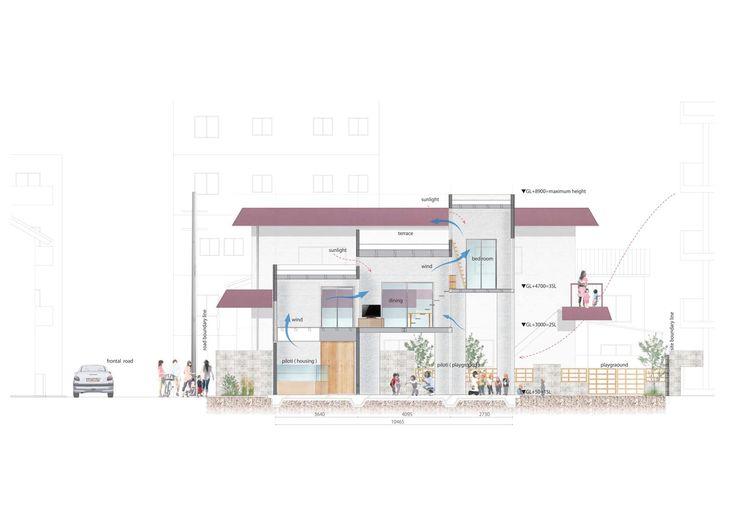 Gallery - Residence and Playground / Sota Matsuura Architects - 16