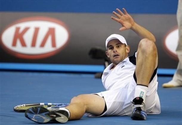Andy Roddick | Guilty Pleasures | Andy roddick, Hot guys ...