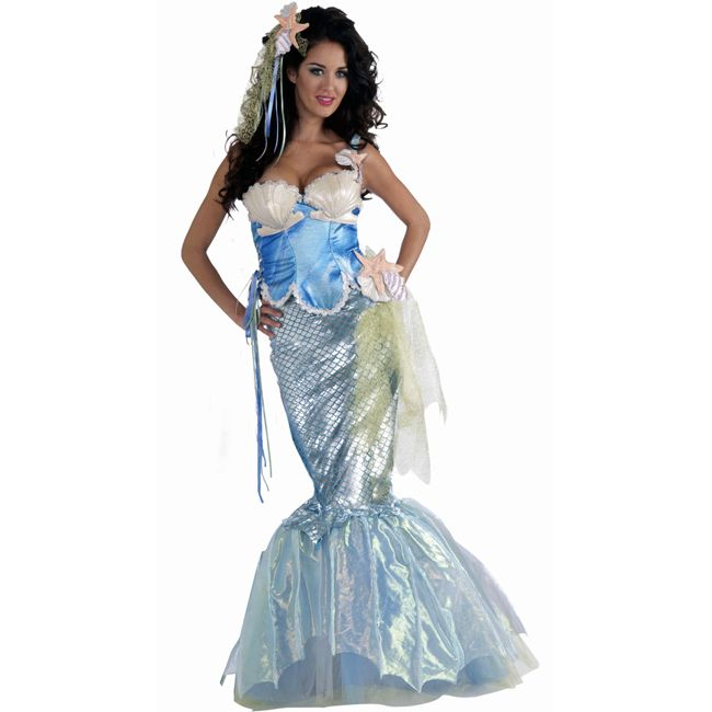 mermaid costume