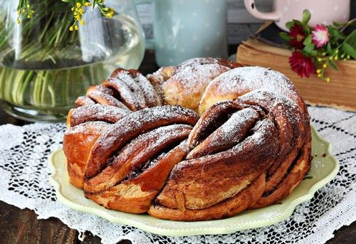Шоколадный пирог кранч - подробное описание приготовления выпечки с шоколадной пастой. Необходимые продукты для приготовления пирога.