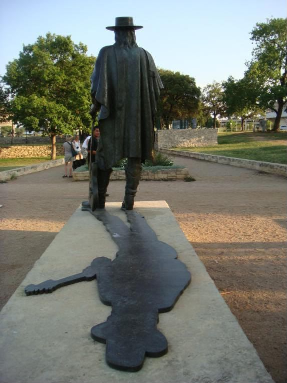 Austin...Stevie Ray Vaughan Statue