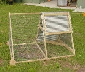 Portable Chicken Coops - Chicken Coop At Home